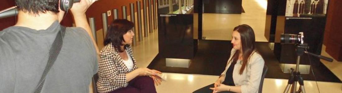 Entrevistem a Iris Moreno al MAU