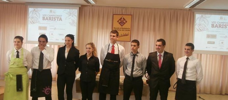 VIII Campionat Barista de Lleida 2014
