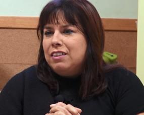 264- Esther Florensa i tertúlia a l'IEI