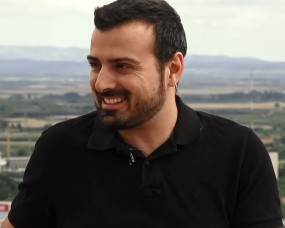 232- Rubén Gavilá i tertúlia a l'IEI