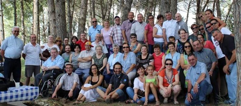 Dinar de camp del Centre de Rehabilitació de la Veu de Lleida